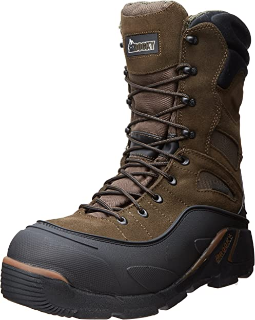 8. Rocky Men's Blizzard Stalker Pro Mobu Hunting Boot