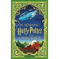 Harry Potter y la cámara secreta (Harry Potter [edición MinaLima] 2)