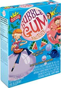 Scientific Explorer Bubble Gum Factory Kids Science Experiment Kit