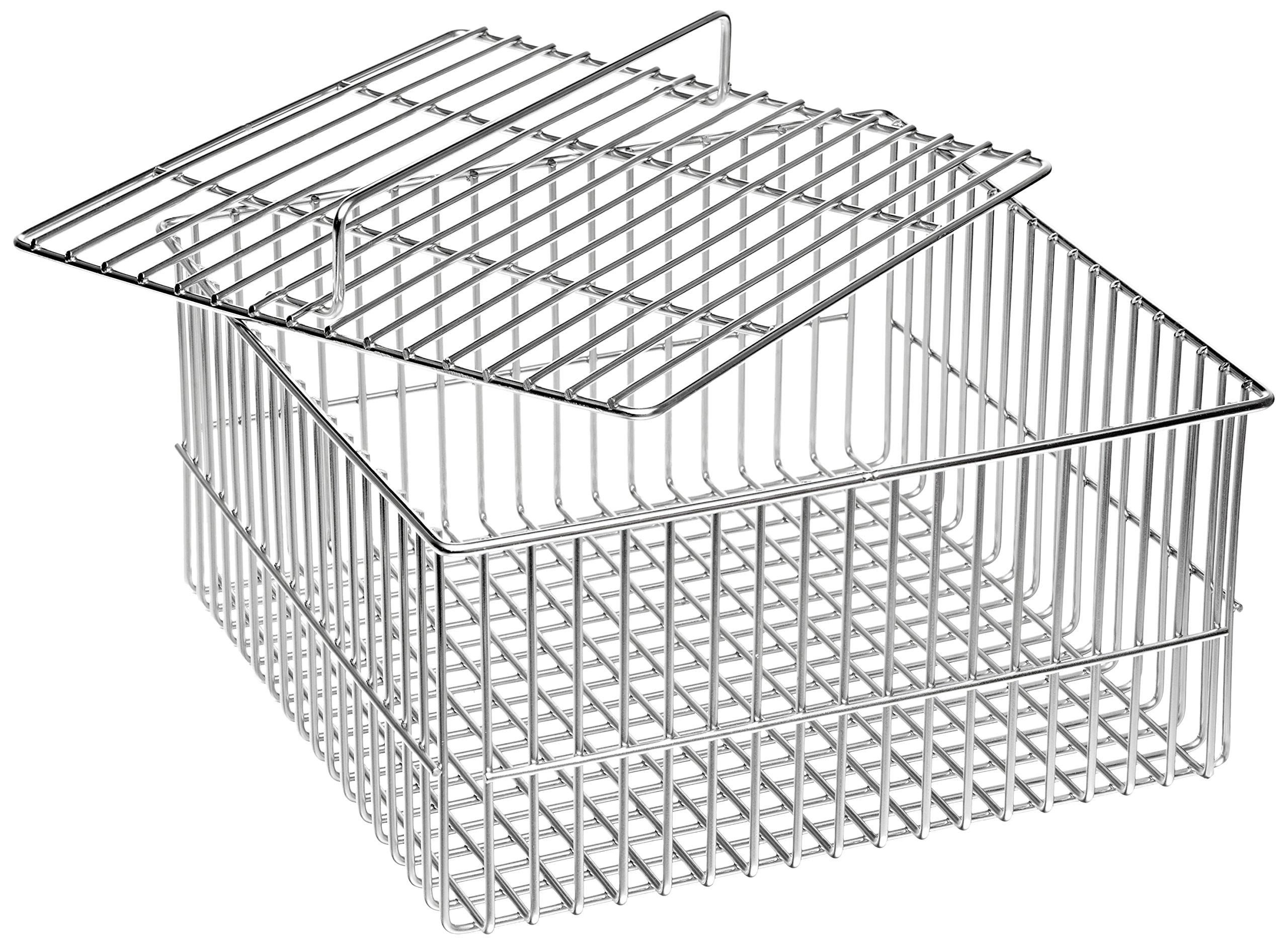 Labconco 4402201 Stainless Steel Utensil Basket Insert, 8'' Width by Labconco