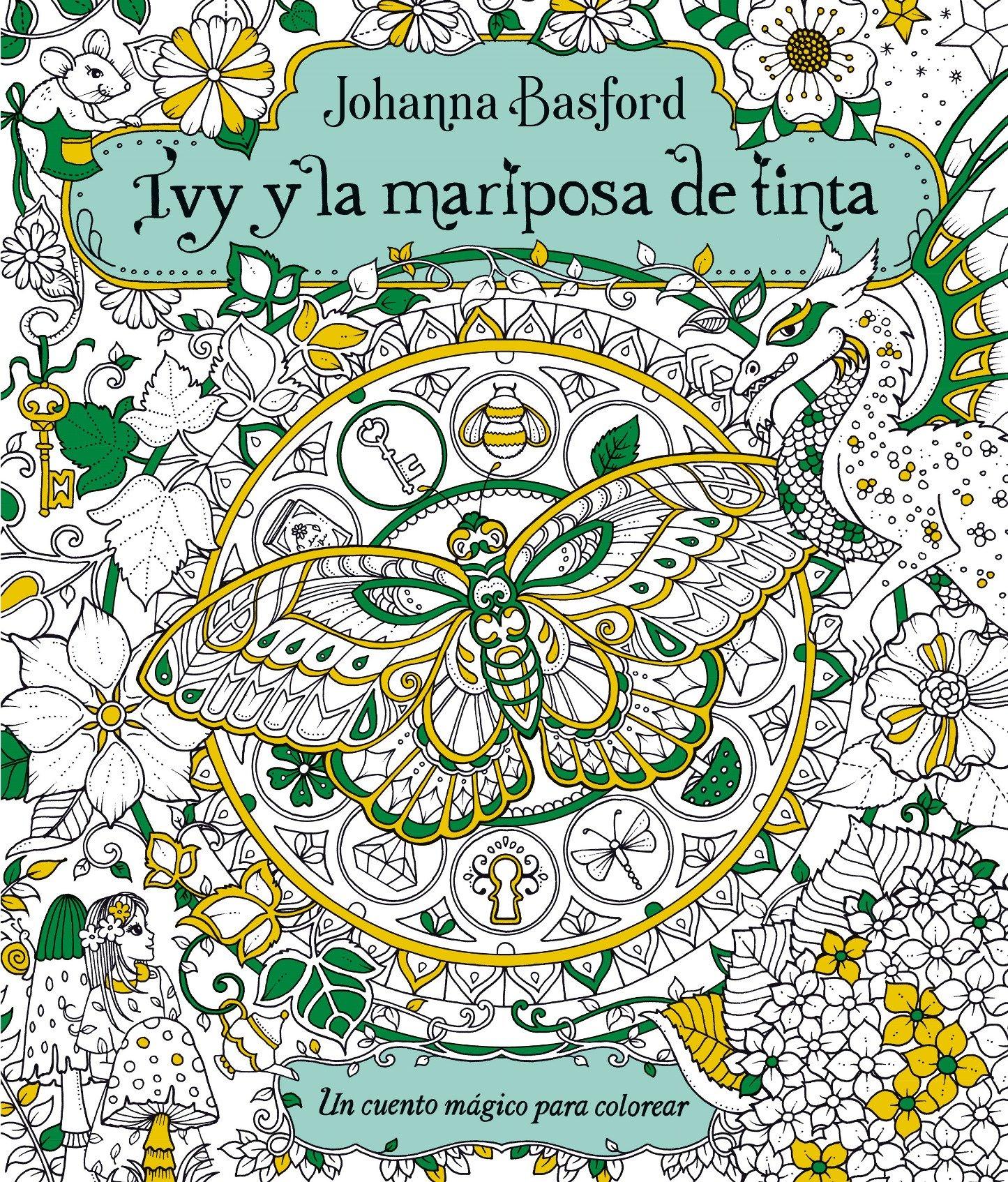Resultado de imagen para ivy y la mariposa de tinta
