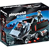 PLAYMOBIL Dark Rangers' Truck with IR Knockout Cannon