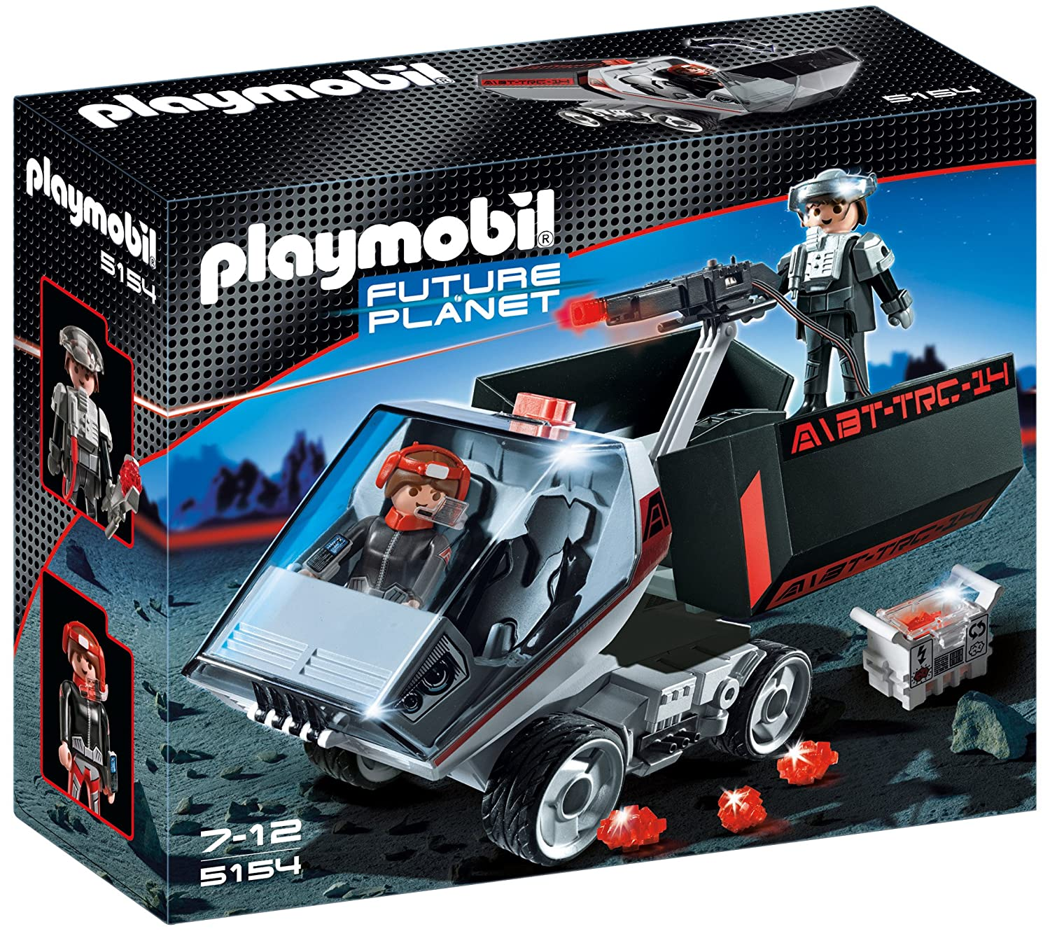 Sonstige PLAYMOBIL Explorer Quad with IR Knockout Cannon