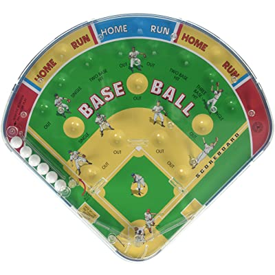 Baseball Pinball Game: Toys & Games