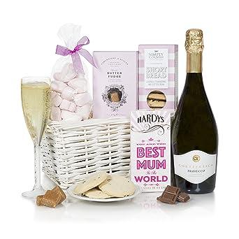 The Best Mum Prosecco Birthday Luxury Hamper
