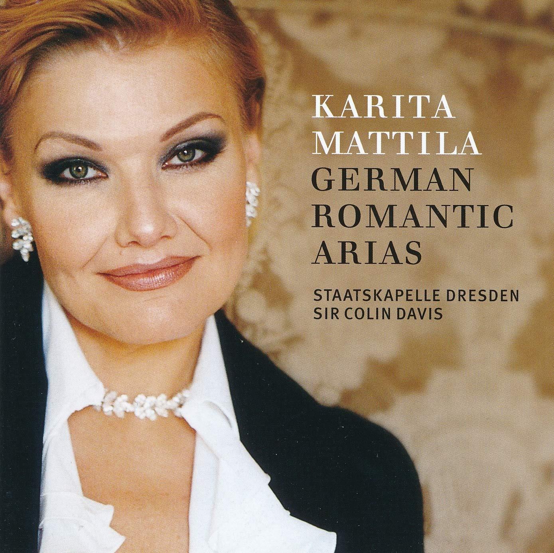 Karita Mattila: Recommendation Gifts German Arias Romantic