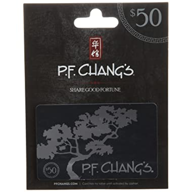 P.F. Changs Gift Card