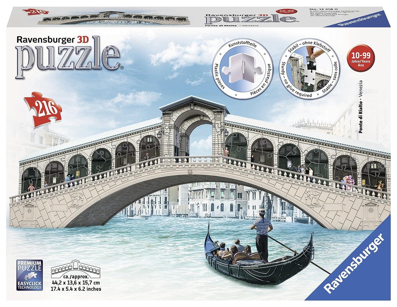 ravensburger 3d puzzle anleitung