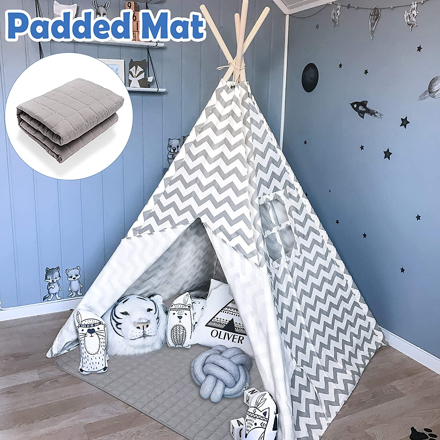 Top 15 Best Kids Teepee Tents (2020 Reviews & Buying Guide) 1