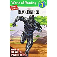 World of Reading: Black Panther: This is Black Panther (Level 1): Level 1