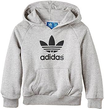 adidas sweatshirt kinder grau
