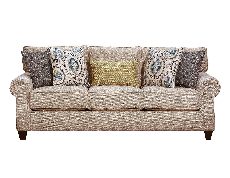Groovy Amazon Com Lane Home Furnishings 8010 04Q Nora Alabaster Creativecarmelina Interior Chair Design Creativecarmelinacom