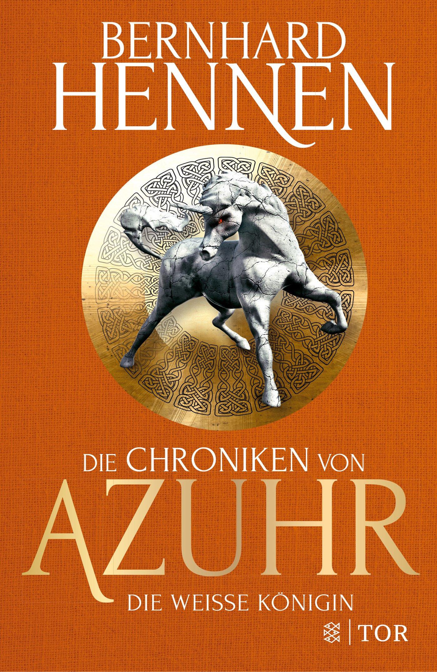 Die Chroniken von Azuhr - Die Weiße Königin: Roman: Limitierte Sonderausgabe