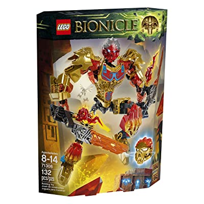 LEGO Bionicle Tahu Uniter of Fire 71308 (Discontinued by manufacturer): Toys & Games