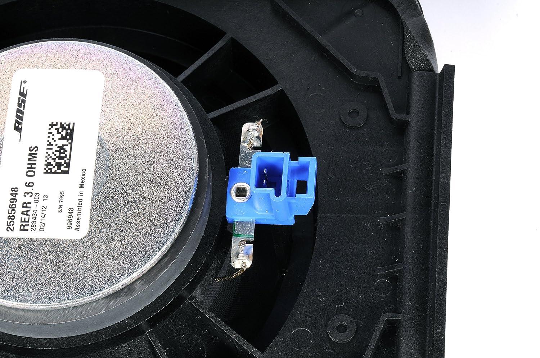ACDelco 25856948 GM Original Equipment Rear Side Door Radio Speaker
