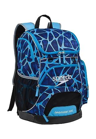 Speedo Mochila Teamster, 35-Liter - 7520115, Azul (Charged Blue): Amazon.es: Deportes y aire libre