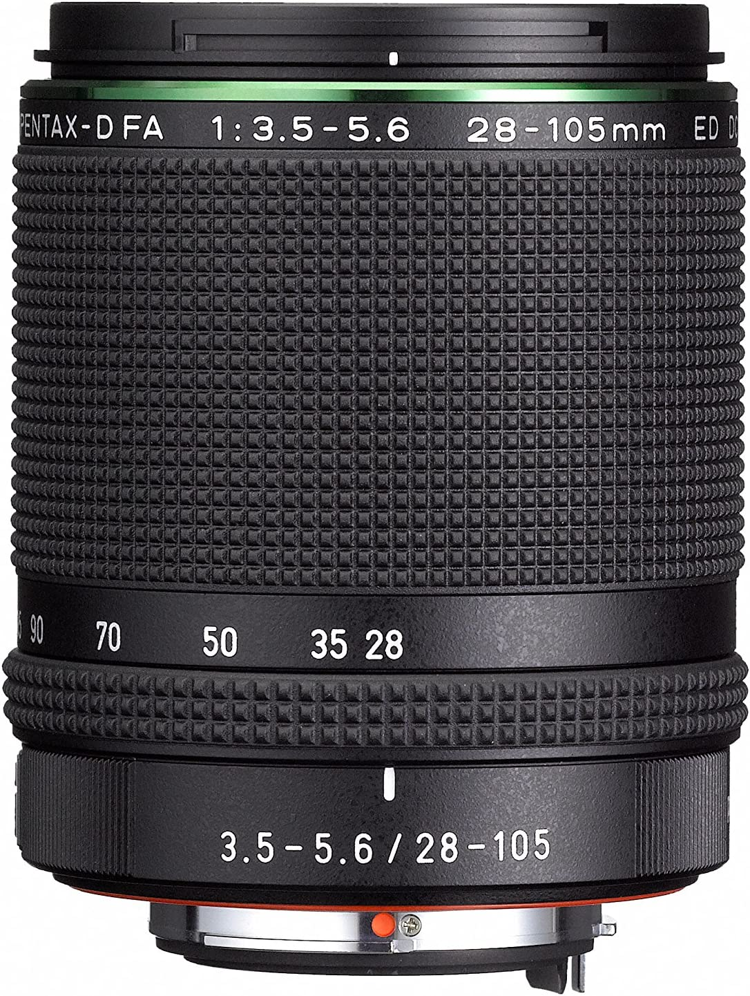 Pentax D Fa 28 105mm Hd F3 5 5 6 Ed Dc Wr Objektiv Kamera