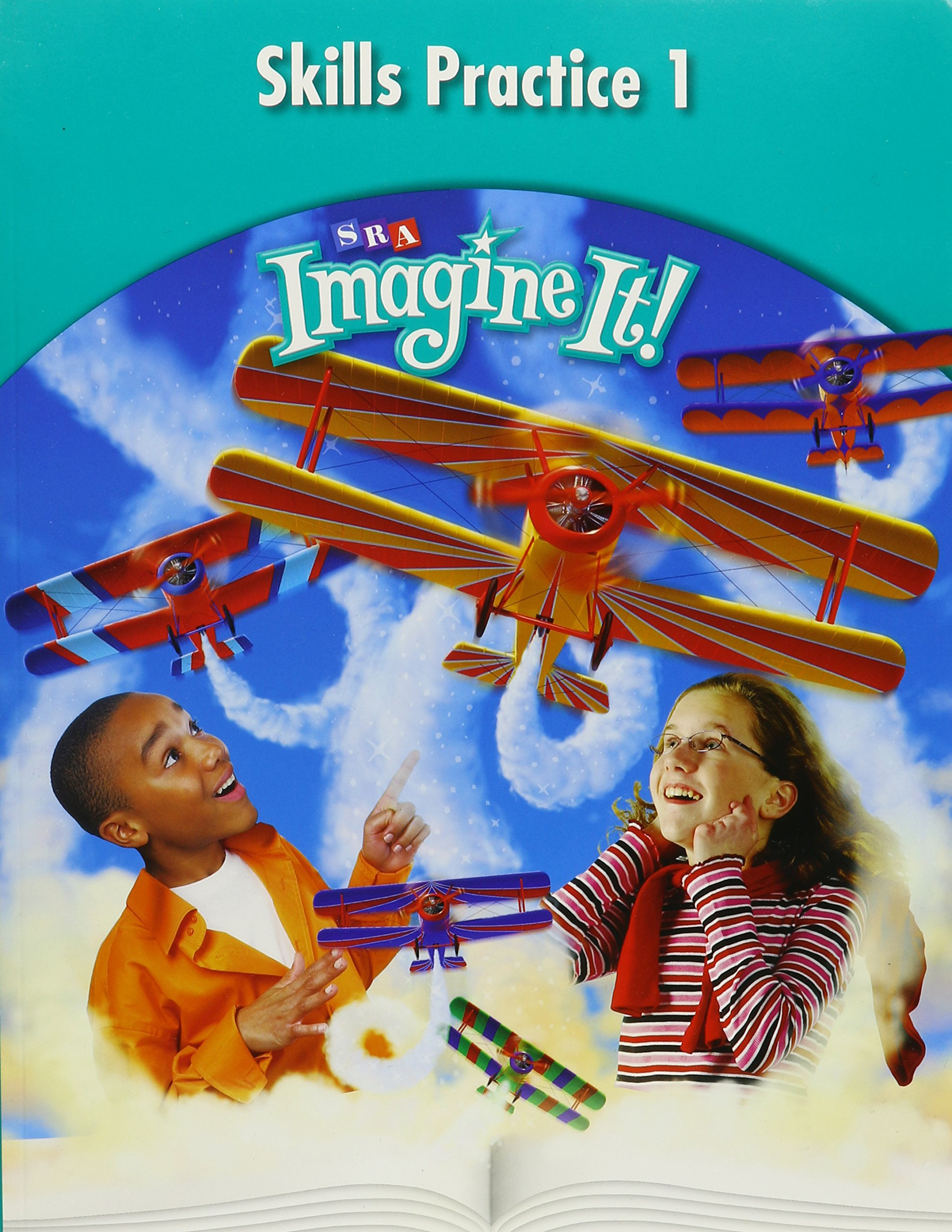 Download Imagine It! Grade 5, Skills Practice Workbook,Book 1 ebook
