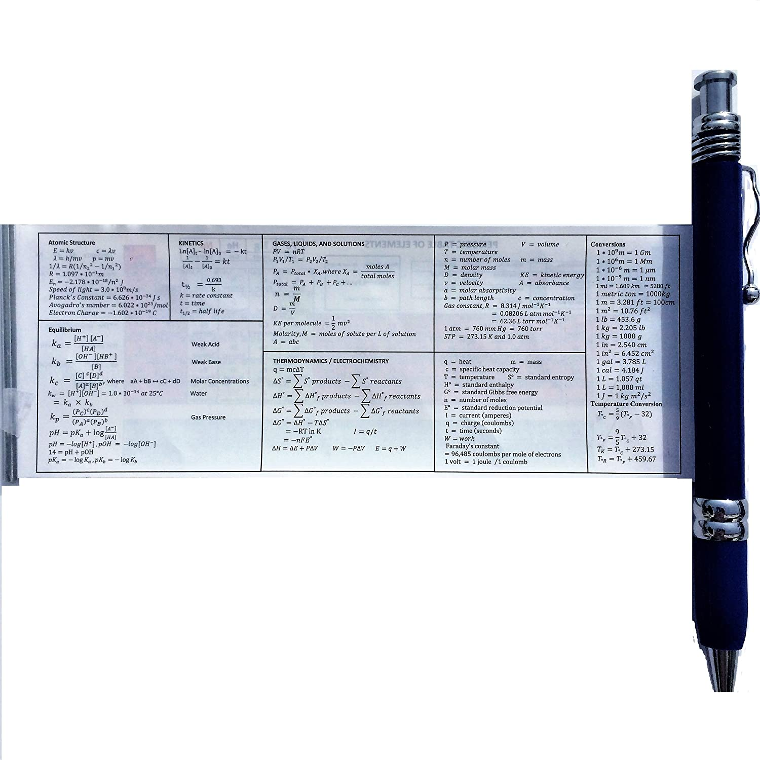 Periodic table pen image collections periodic table images amazon new chemistry periodic table pen toys games gamestrikefo image collections gamestrikefo Images