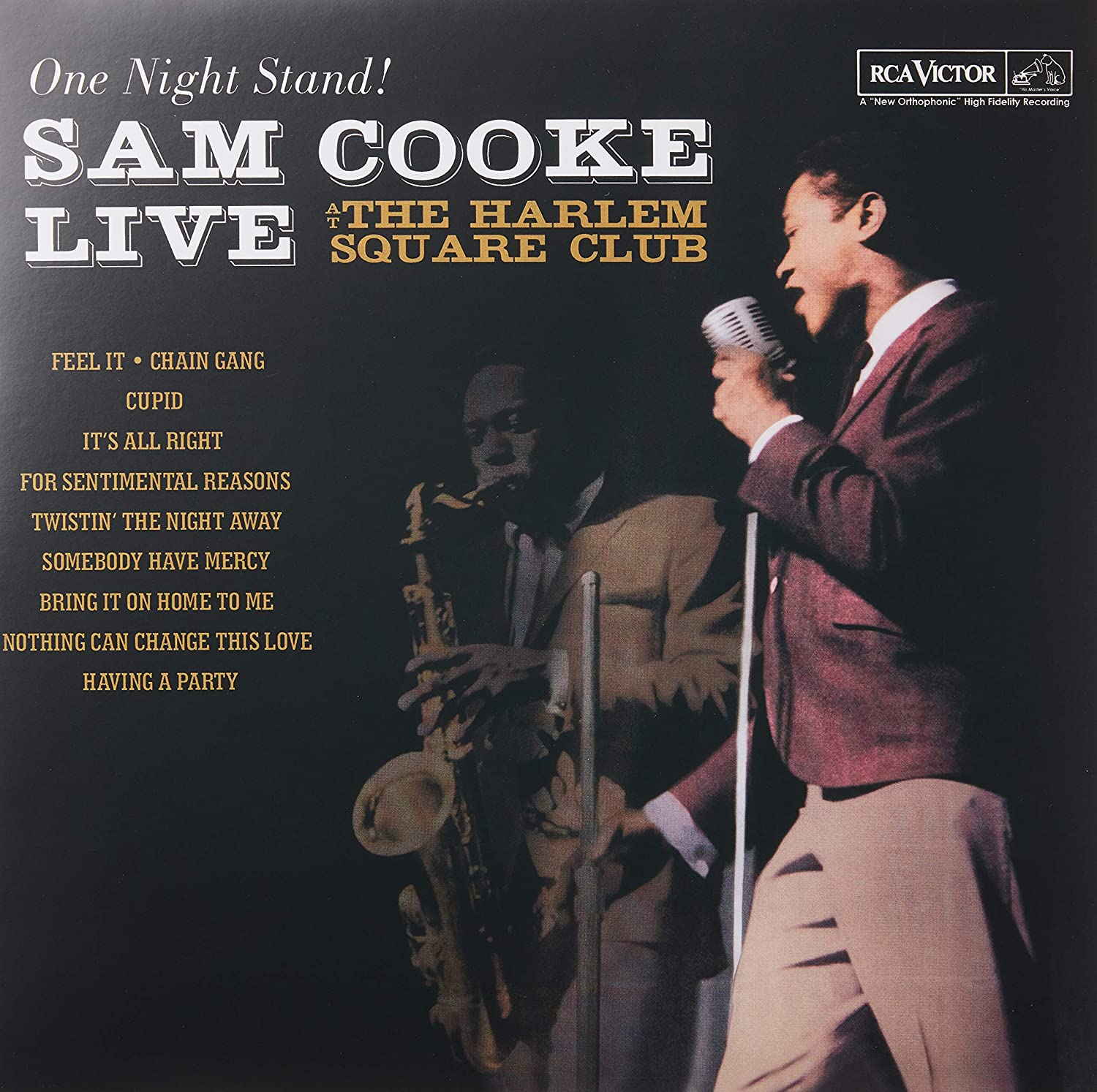 Live at Harlem Square Club [Vinilo]
