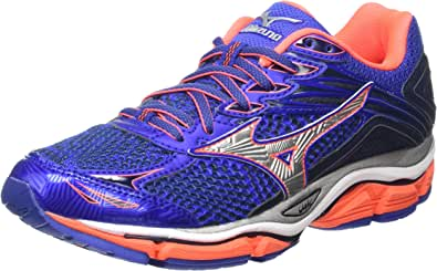Mizuno Wave Enigma Wos, Zapatillas de Running para Mujer: Amazon ...
