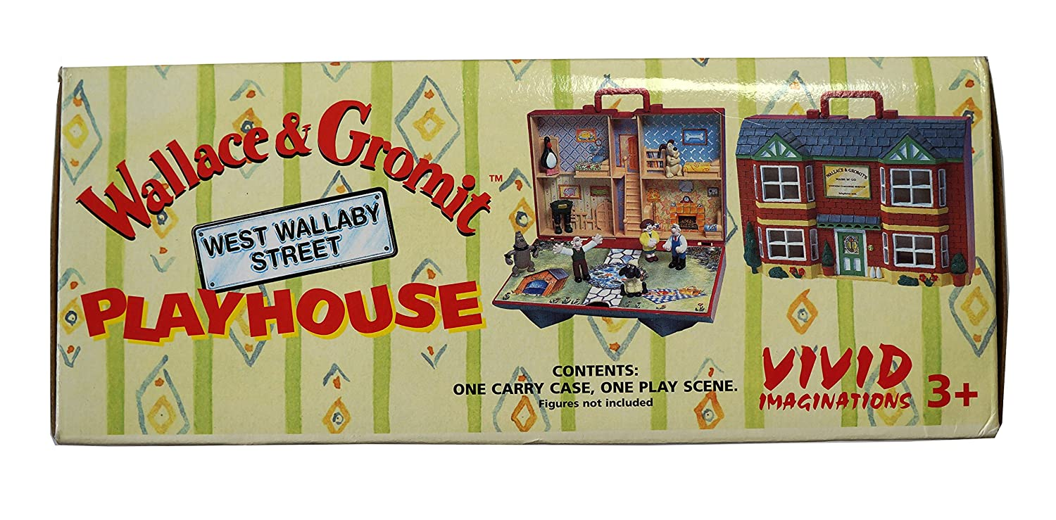 Wash n Go Playhouse Wallace /& Gromit