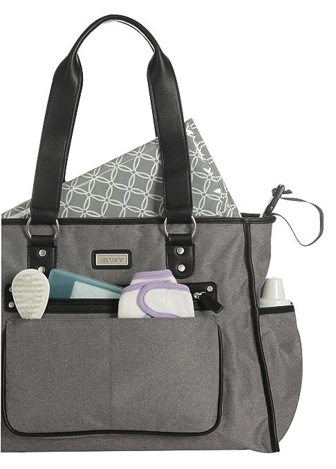 Amazon.com: De la ciudad de Carter bolsa Bolsa de Pañales: Baby