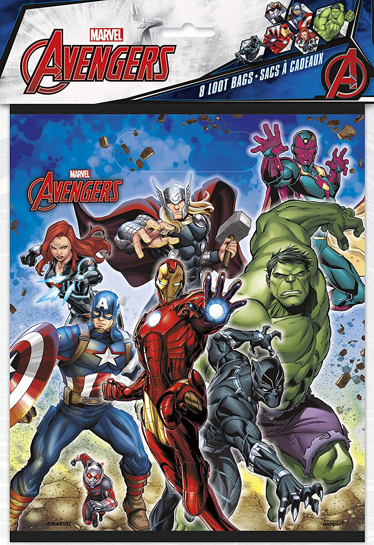 Amazon.com: Marvel Avengers – Paquete de suministros de ...
