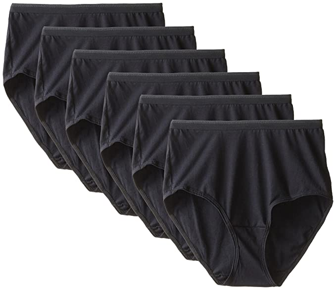 300ff7ff7227 Fruit of the Loom Women's Cotton Panties (6-Pack): Amazon.ca: Clothing &  Accessories
