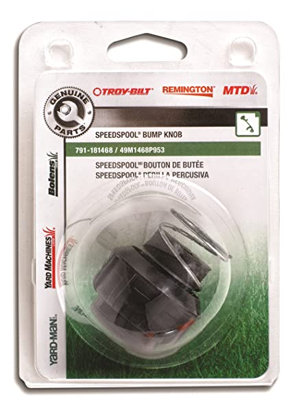 Amazoncom Mtd Genuine Parts Replacement Trimmer Speedspool Bump