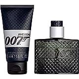 James Bond Coffret: Lot Eau De Toilette spray naturel  + Gel Douche Rafraîchissant
