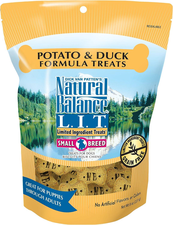 Equilibrio Natural l.i.t. de alimento para mascotas pequeñas