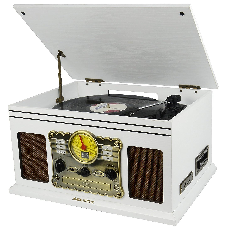 New Majestic TT-46 BT Jukeboxes (33,45,78 RPM, CD,CD-DA,CD-R,CD-RW ...