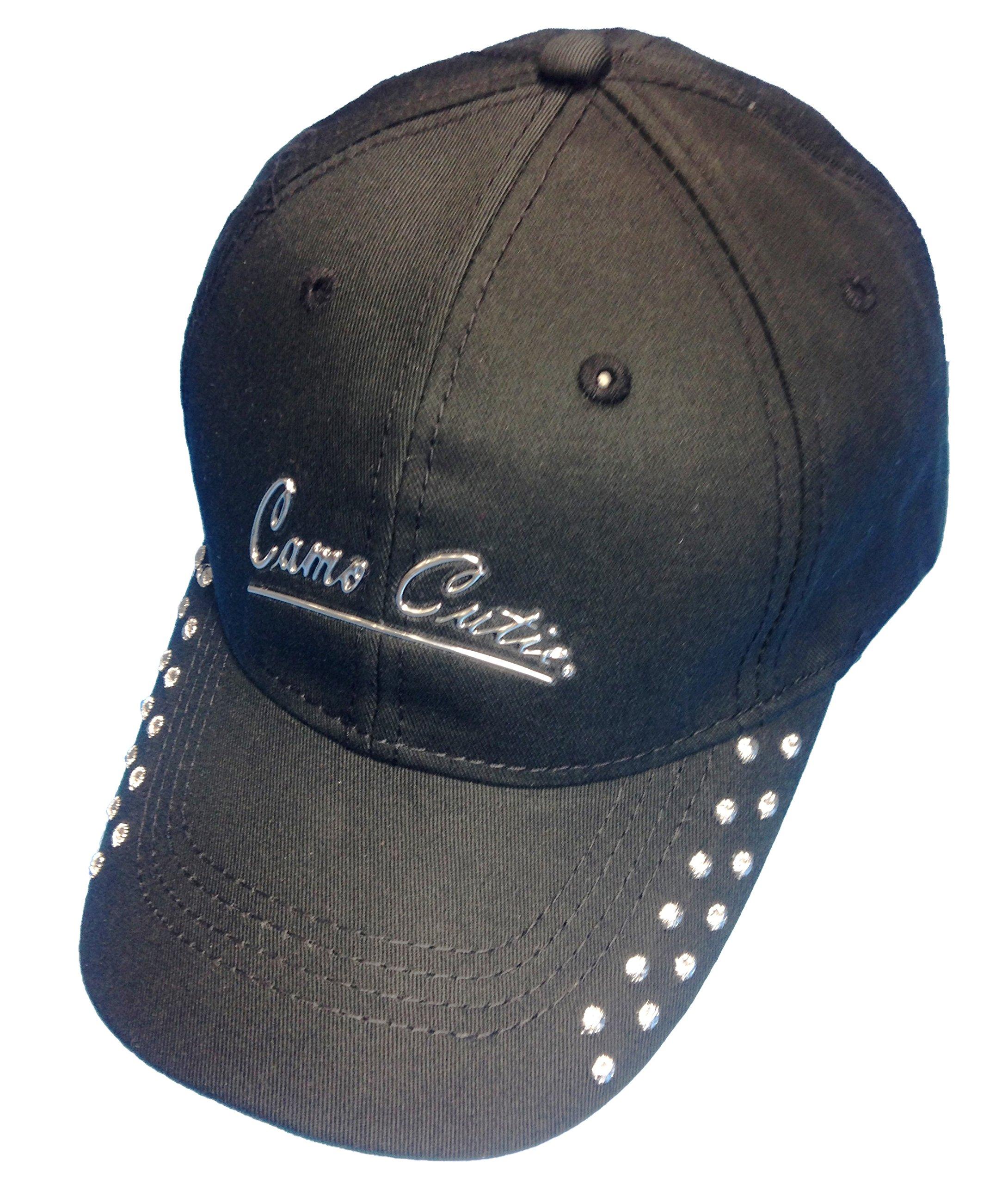 Womens Camo Cutie Black cap