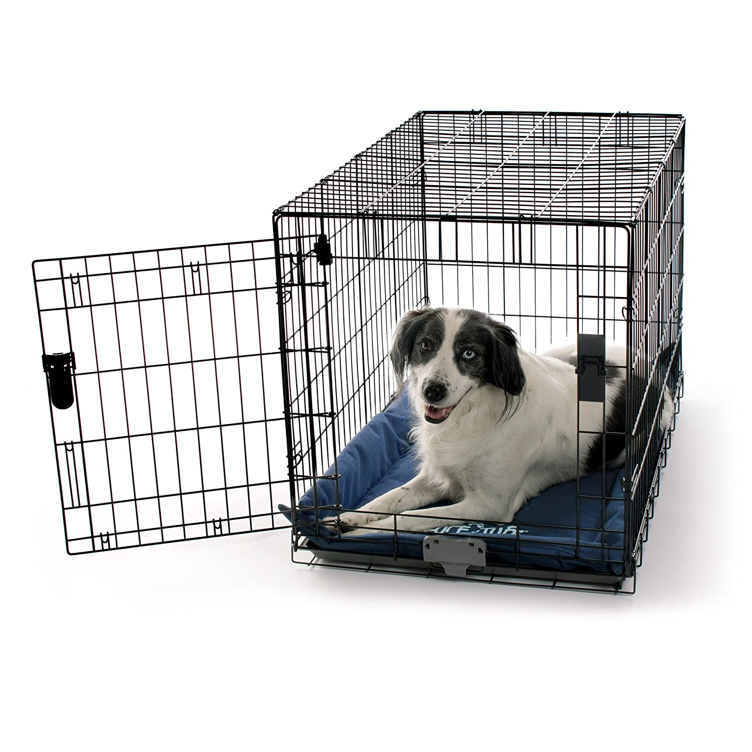 Amazon.com: K&H Pet Products K-9 Ruff n Tuff Crate Pad ...