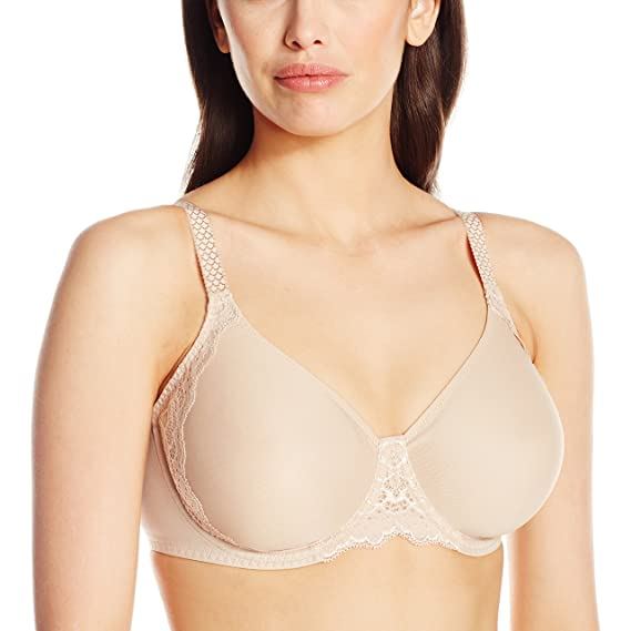 Simone Perele Womens Plus-Size Caresse Minimizer Underwire Bra at Amazon Womens Clothing store: