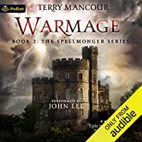 Warmage: Spellmonger, Book 2