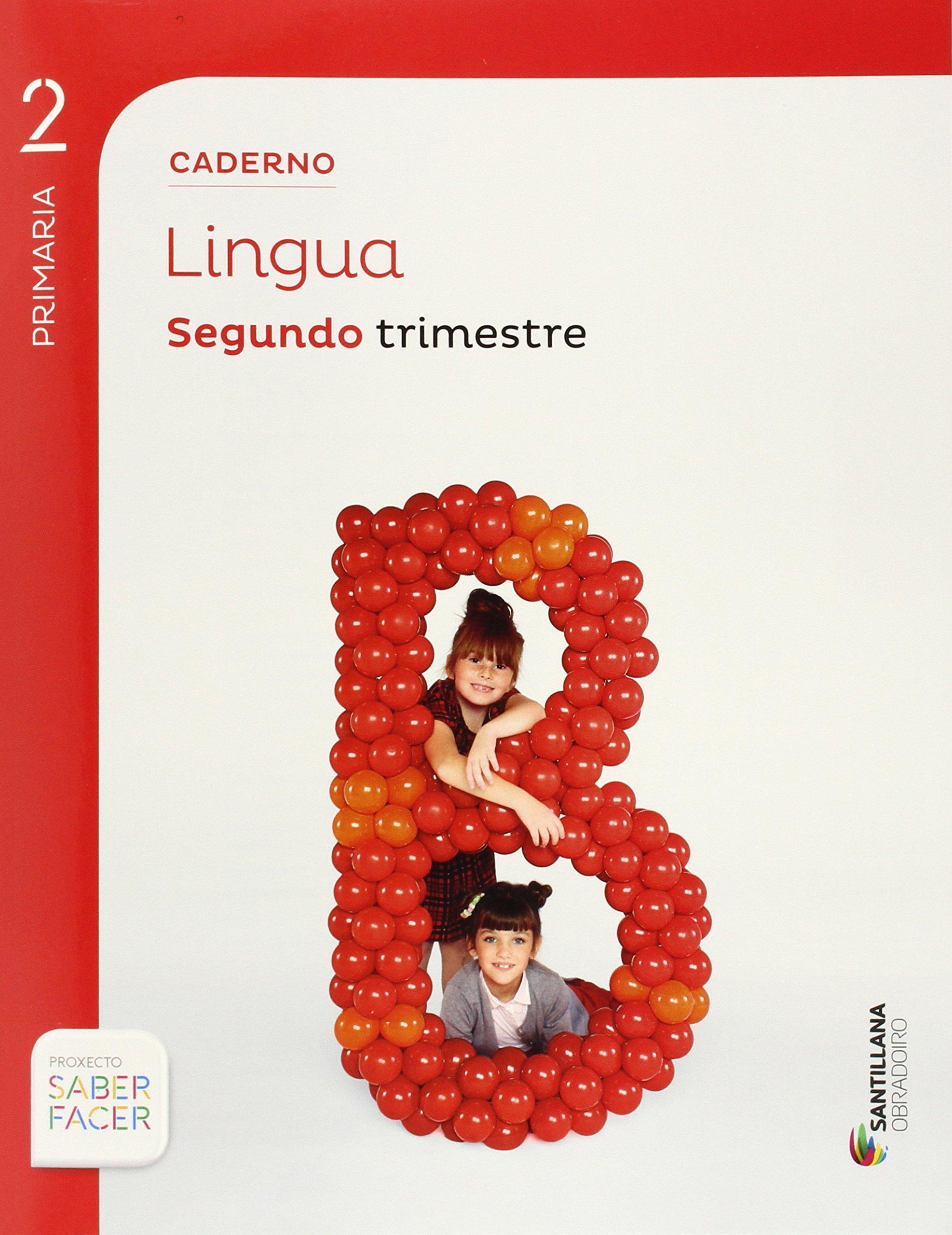 CADERNO LINGUA 2 PRIMARIA SEGUNDO TRIMESTRE SABER pdf