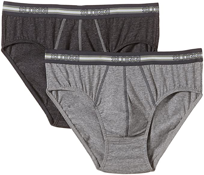 63d60a191dfe Sloggi Men's Match Midi C2P Boxer Briefs: Amazon.co.uk: Clothing