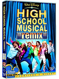 Amazon com: High School Musical (Encore Edition): Zac Efron