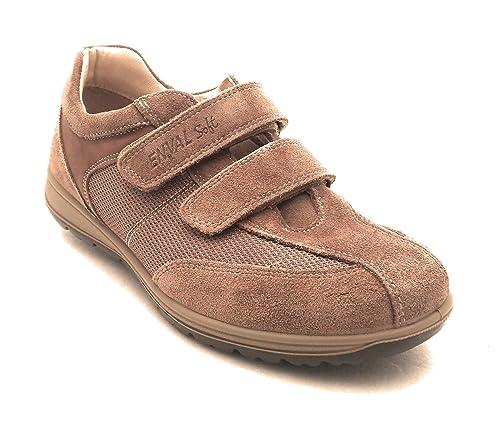 ENVAL SOFT Zapatillas de Piel Para Hombre Beige Tórtola Beige Size: 40 EU: Amazon.es: Zapatos y complementos