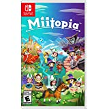 Miitopia - Nintendo Switch Games and Software - Standard Edition