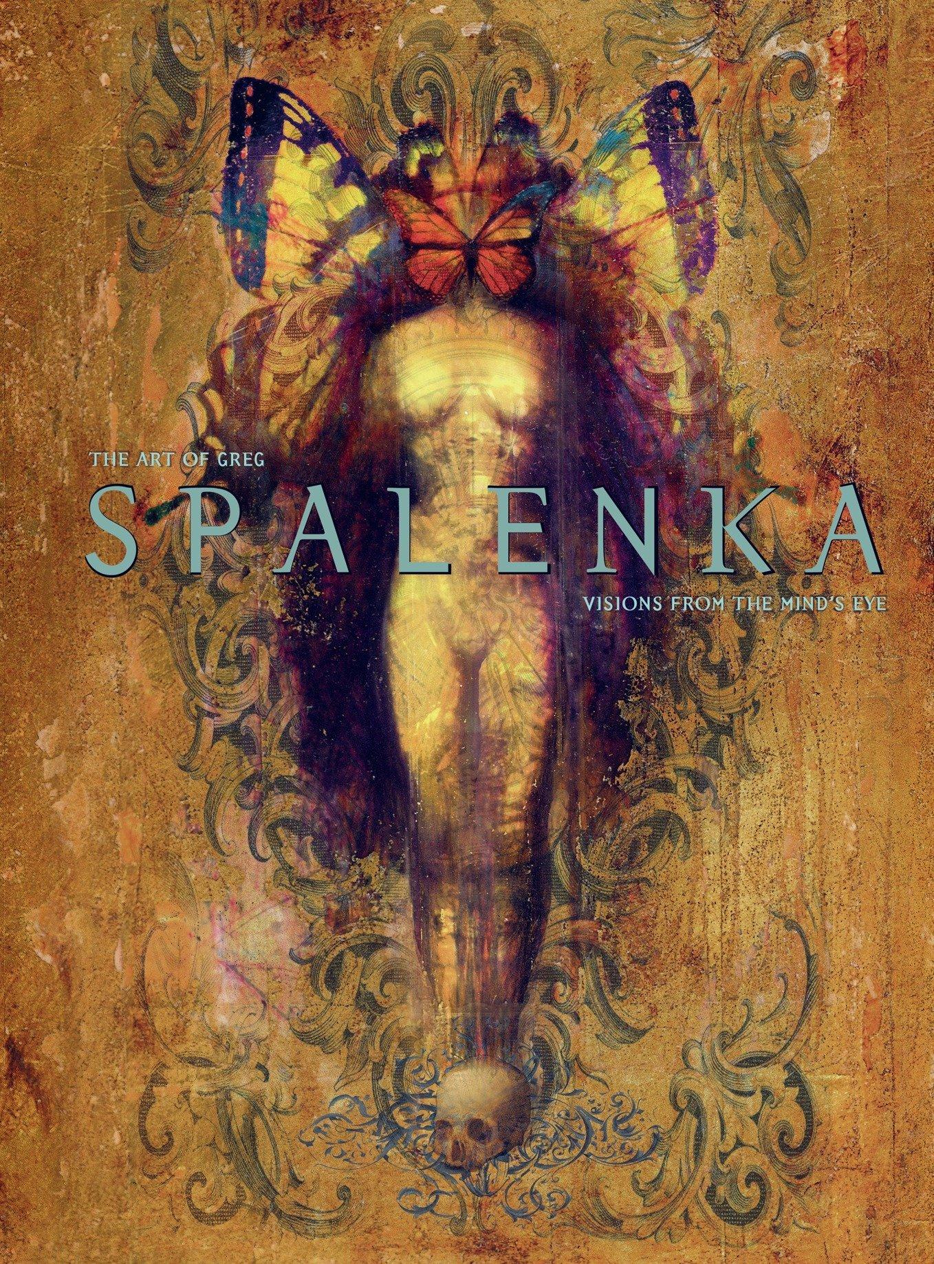 The Art of Greg Spalenka pdf epub