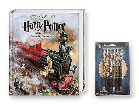 Harry Potter Camera Segreti Illustrato : Carlsen verlag edizione illustrata di harry potter e la camera