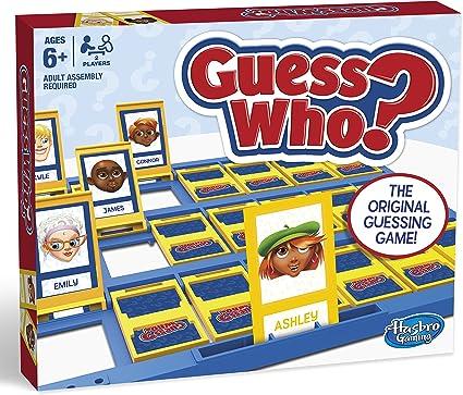 Hasbro - Juego «¿Quién es Quién?»Juego clásico.: Amazon.es: Juguetes y juegos