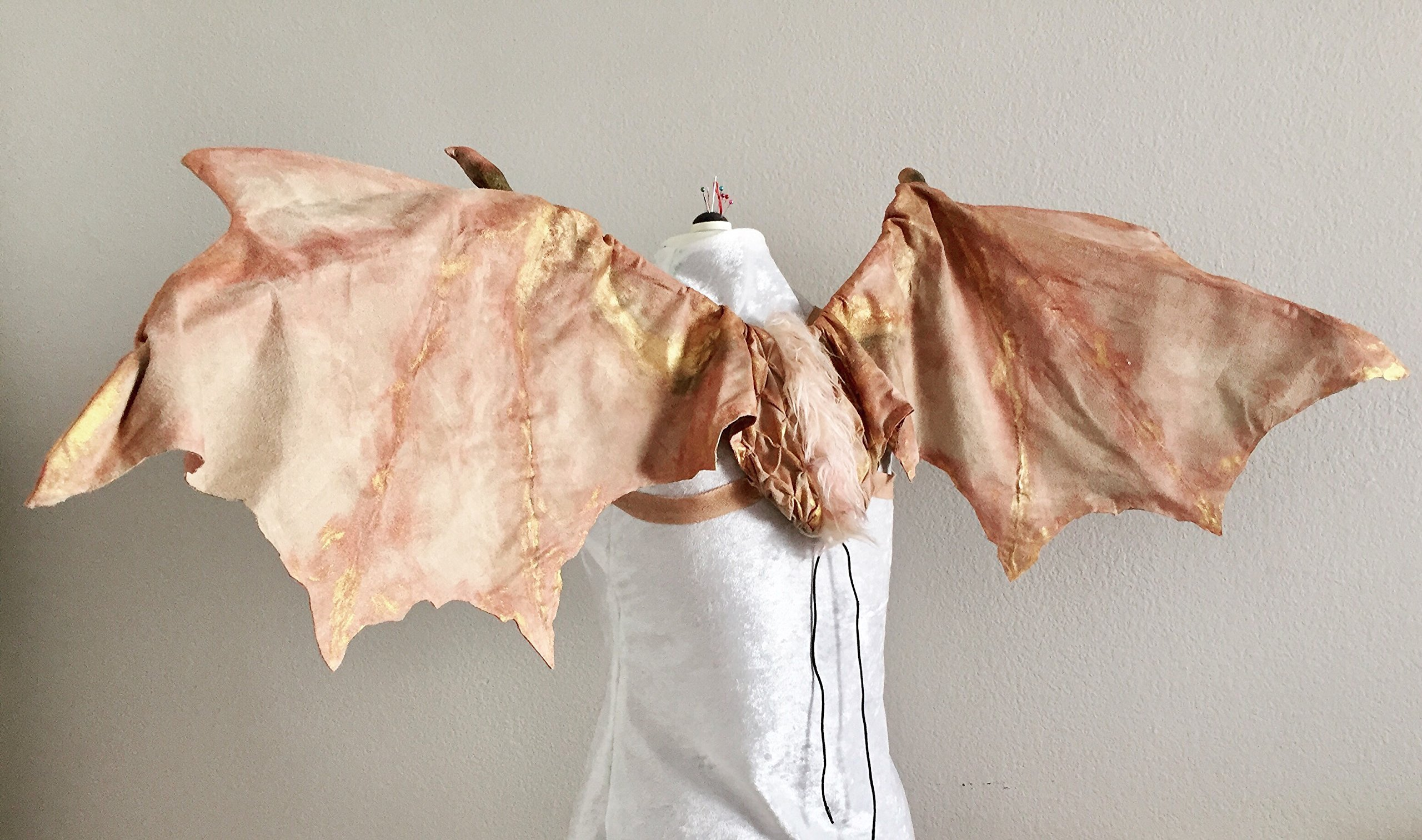 GoT Viserion Inspired Articulating Costume Dragon Wings