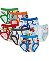 Cars Underwear for Toddler Boys 7-Pack (2T-4T)