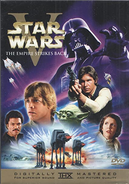 Amazon in: Buy Star Wars - Episode 5: The Empire Strikes