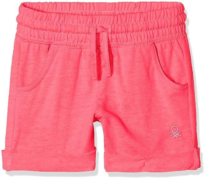 United Colors of Benetton M/ädchen Shorts