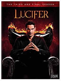 Book Cover: Lucifer: The Complete Third Season